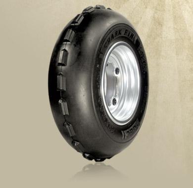 Shark Fin Tires